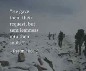 PERSEVERING or PRESSURING IN PRAYER?