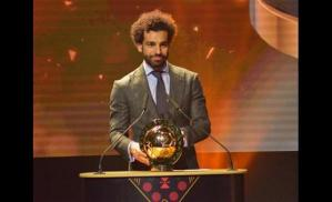 Again, Salah is African Footballer of the Year