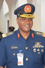 In new year message, Air Chief says ISIS elements, dislodged from Syria, are in Nigeria