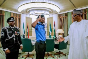 With IGP Idris out; Moshood is out, Mba is in as Police spokesman