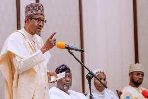 President Buhari reassures banditry will soon be over