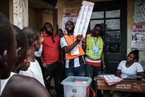 And the winner is…Inconclusive…for Benue, Plateau, Sokoto, Adamawa, Bauchi