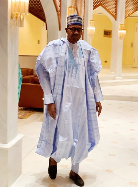 God willing, I will retire to Daura after second and final term – Buhari