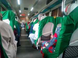EFCC arrests ticket racketeers as many now prefer train rides between Abuja and Kaduna