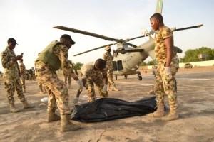 NAF Helicopter Blade Kills Aircraftman