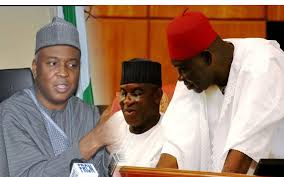 As Mark leaves Senate after two decades, Saraki, Ekweremadu, Ortom extol his virtues
