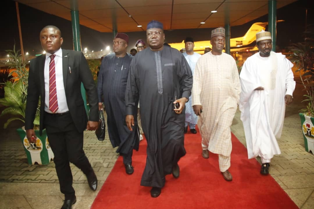 National Assembly ready to work for Nigerians – Lawan