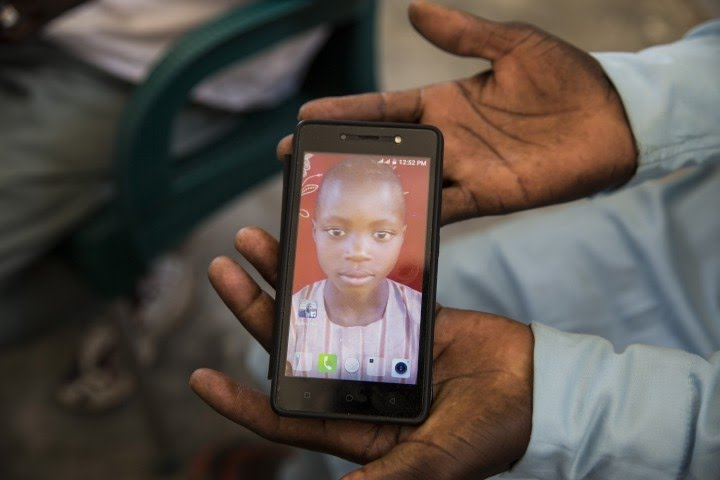 22,000 people registered as missing in Nigeria after a decade of war, ICRC's highest caseload in the world