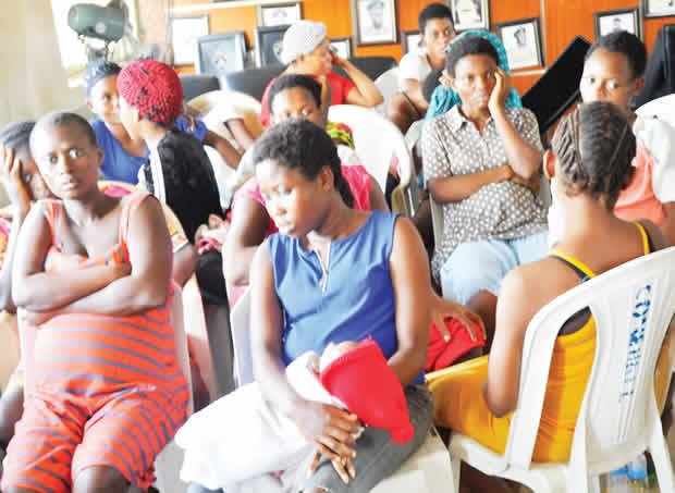 Baby, baby factories everywhere; the old and secret business is now in the open as 26 girls are rescued