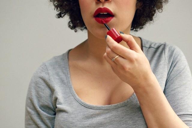 Image result wey dey for wear lipsticks