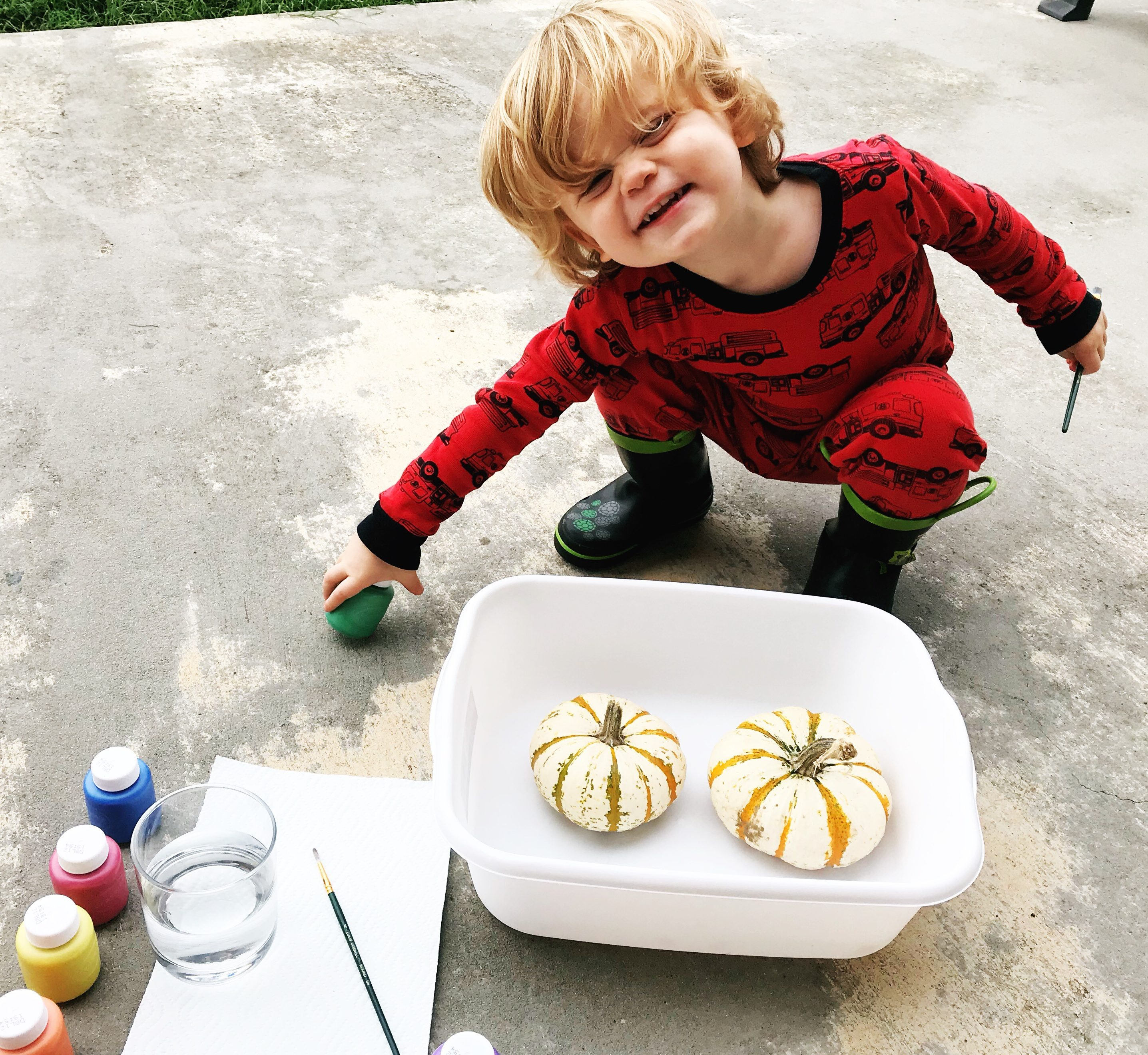 5 Pumpkin Activities For Toddlers