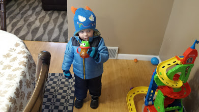 What We Have Been Up to Lately: Adventures in Toddlering Edition