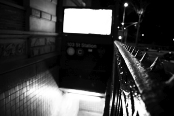 103d Street Subway Station (B & C Lines)