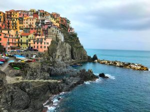 Cinque Terre Italy every day a vacation travel