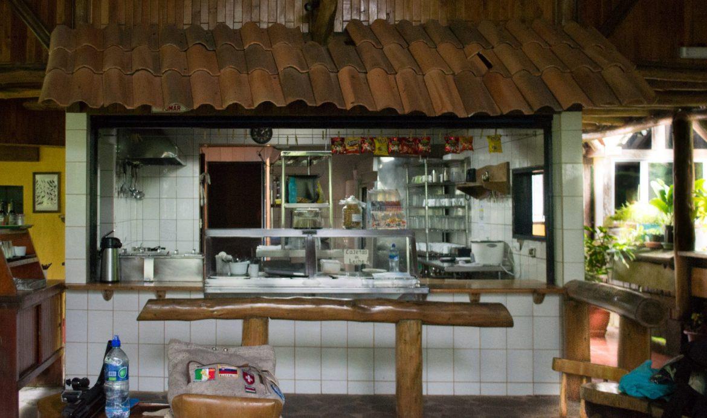 catarata del toro restaurant, Costa Rica