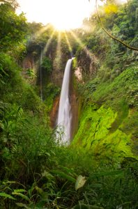 catarata del toro, Costa Rica's highest waterfall