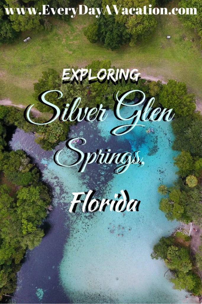 Exploring the Ocala National Forest: Silver Glen Spring, Florida
