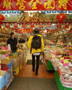 Chinatown, Vancouver, Canada Photography. What to pack for a one month backpacking trip
