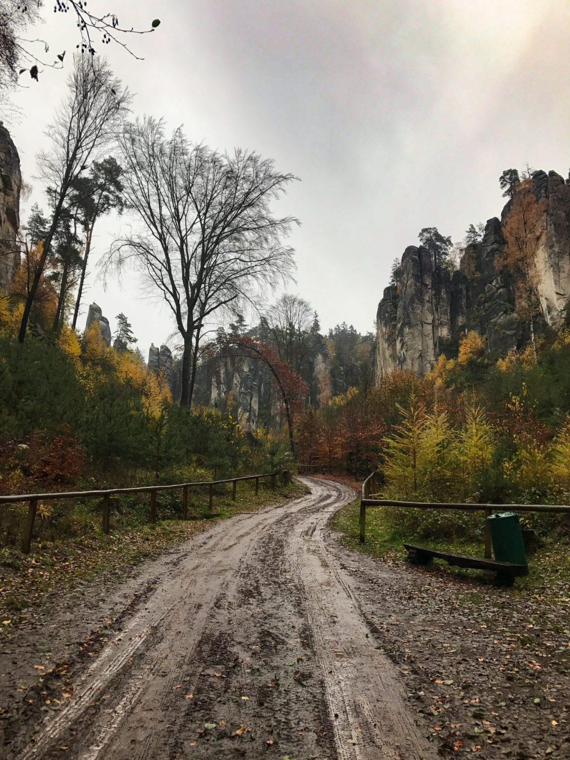 Hiking The Czech Rock Formations Of Cesky Raj