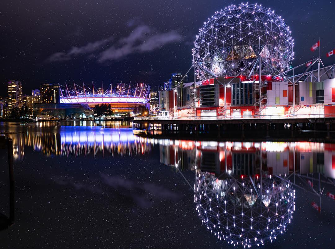 Science World, Vancouver Photography, Canada Photography