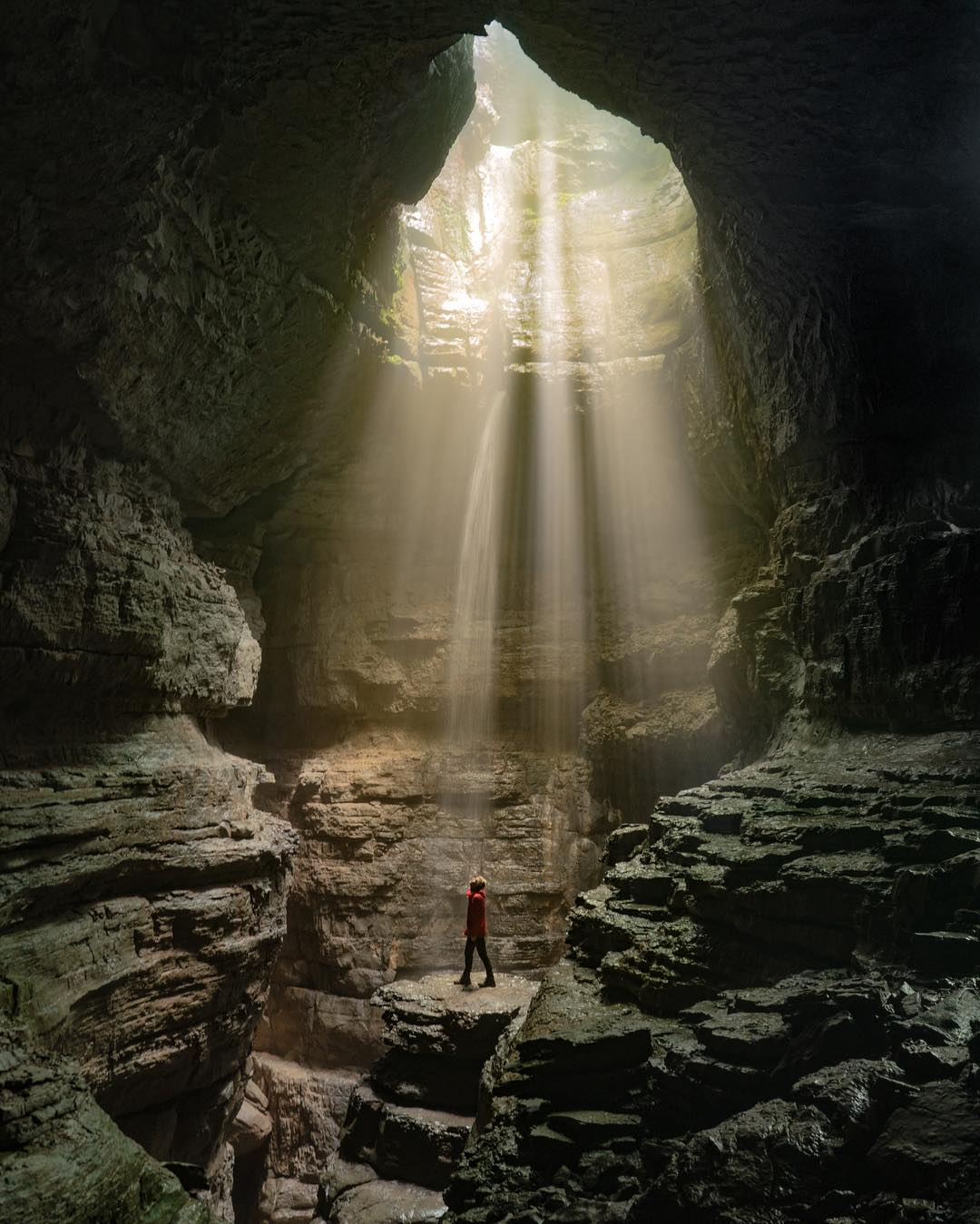 USA Photography, landscape photography Exploring Alabama's Waterfalls & Caves Stephens Gap