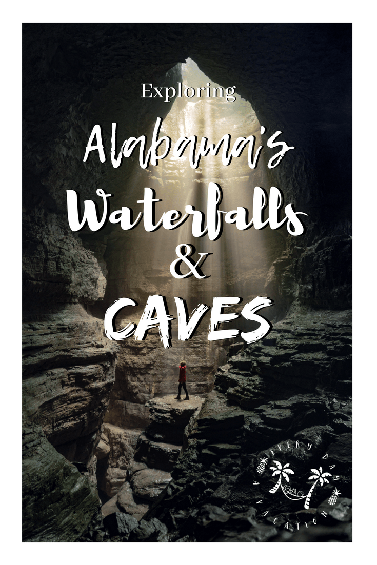 Exploring Alabama's Waterfalls and Caves