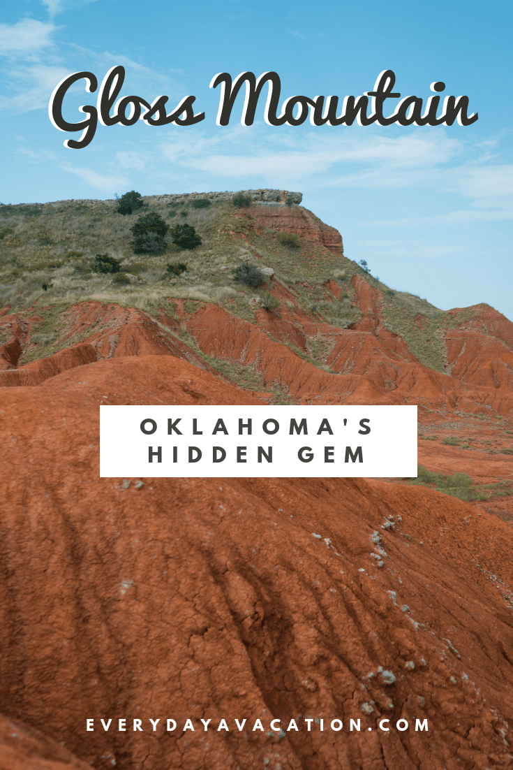 Gloss Mountain Oklahoma's Hidden Gem