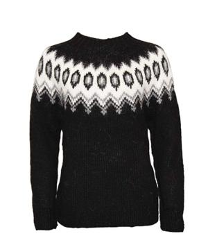 Wool Icelandic Sweater