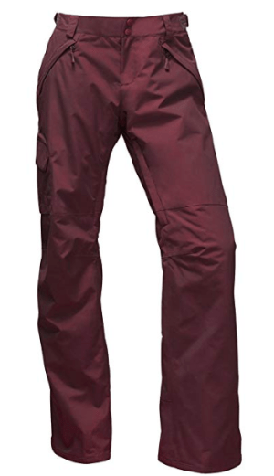 The North Face Garnet Red