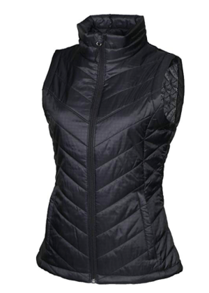 Columbia Black Puffer Vest