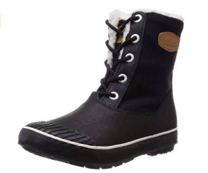 Keen Black Snow Boots