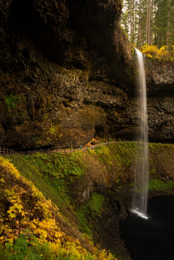 Hiking Oregon's Trail Of Ten Falls
