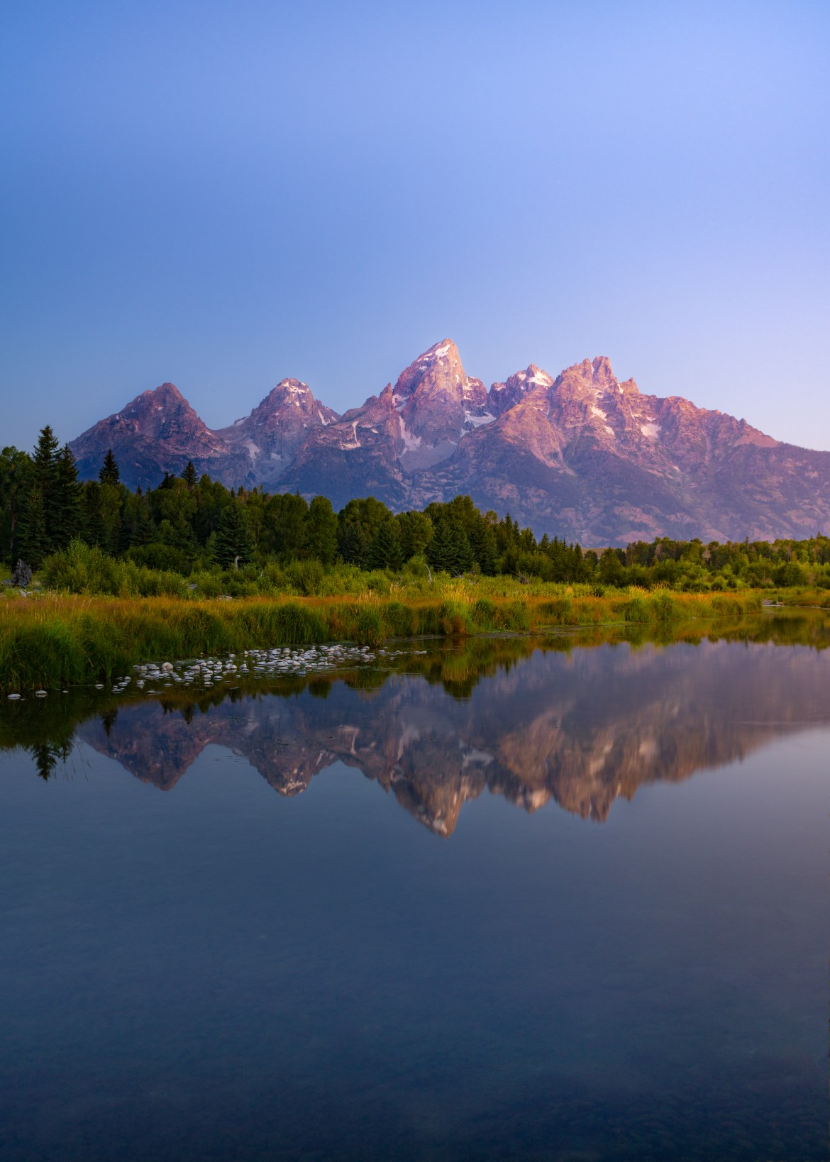 5 Day Grand Teton Itinerary and How To Avoid The Crowds