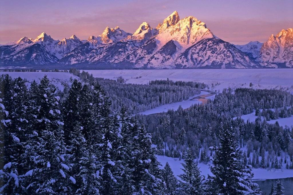 5 Day Grand Teton Itinerary