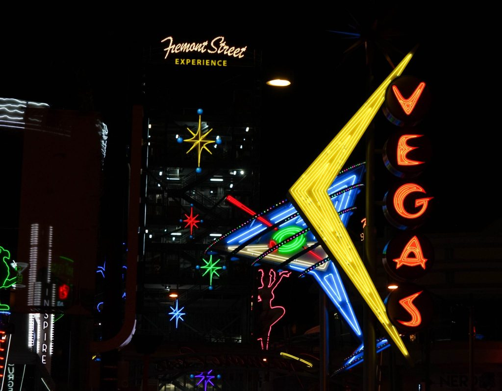 Southern Nevada Road Trip with Travel Nevada - Fremont Street las vegas