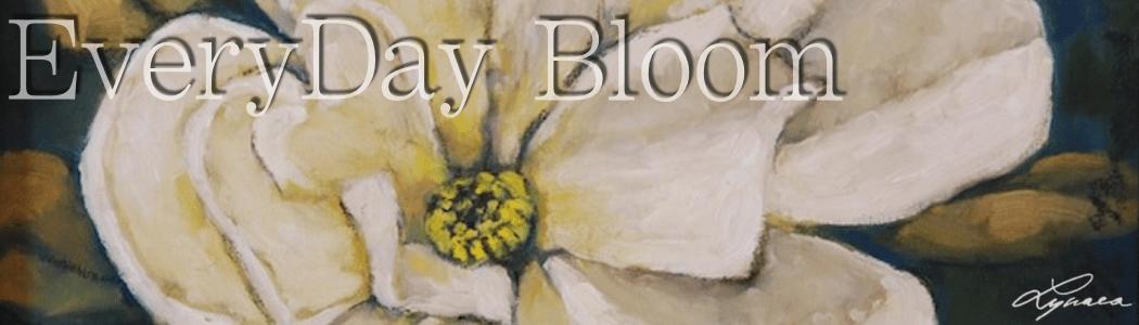 EveryDay Bloom Header