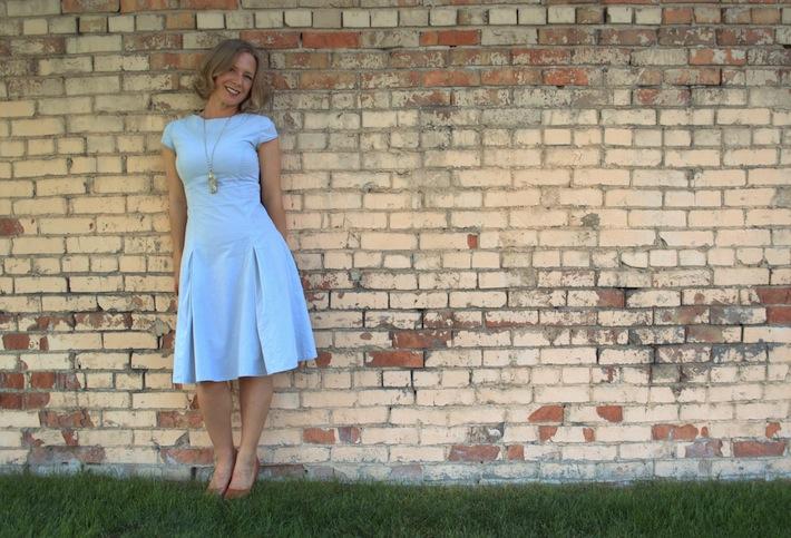 goodbye in a gray dress (summer requiem)