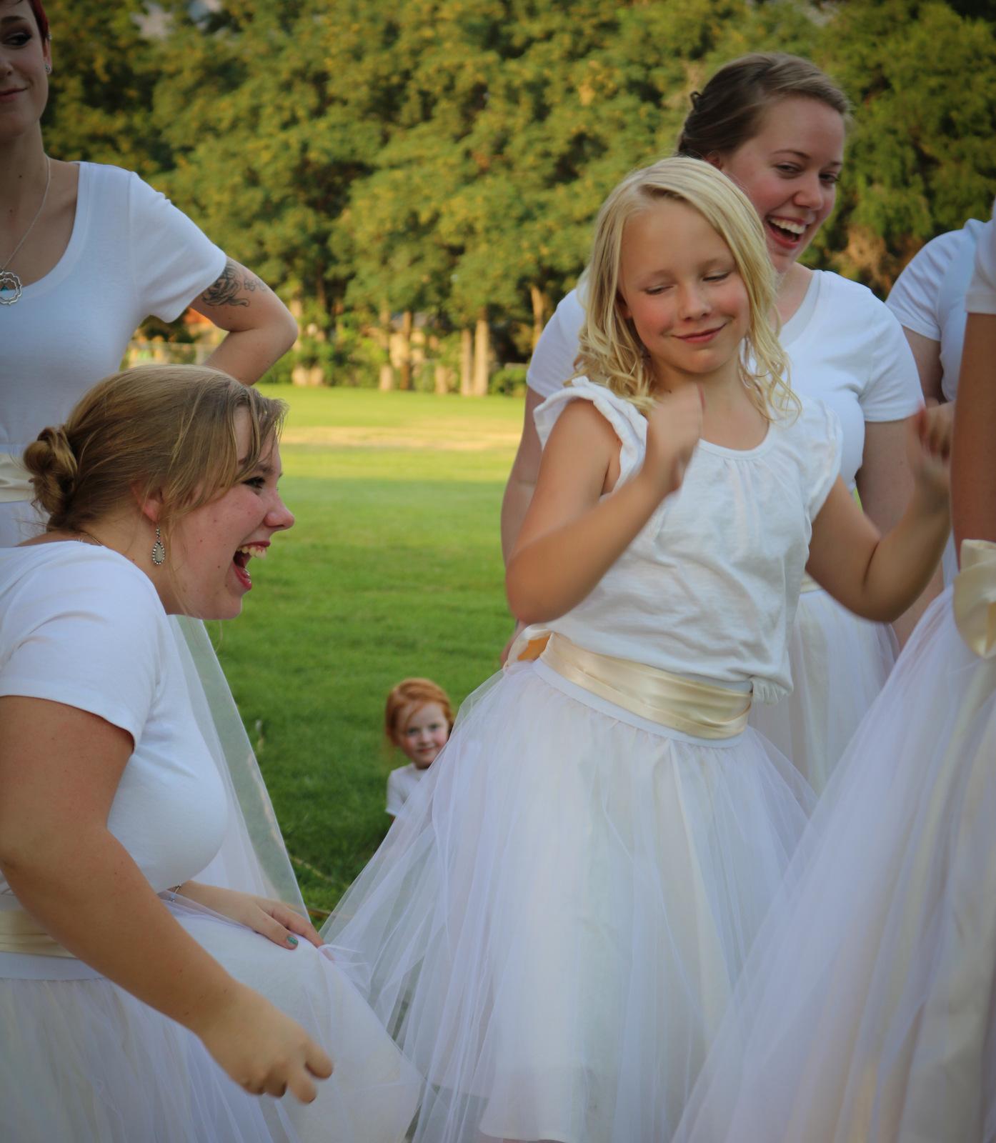 more bridesmaid antics
