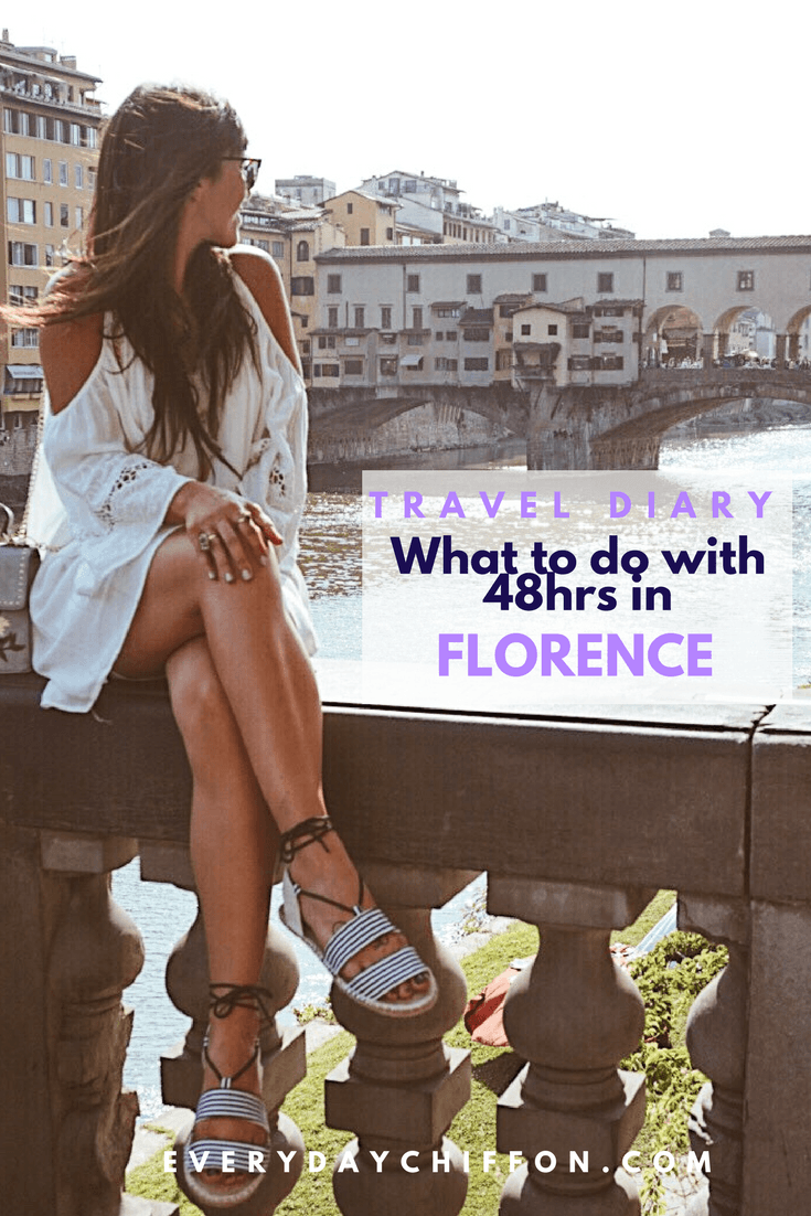 What To Do with 48hrs in Florence | Best Places to Eat in Florence | 48 Hours in Florence | Florence Italy Travel | Florence Travel Diary