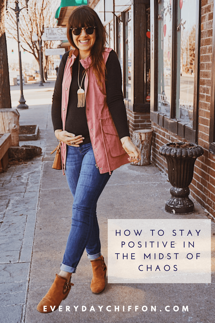 How To Stay Positive in the Midst of Chaos | Positive Mindset | Happiness is a Mindset | Everyday Positive