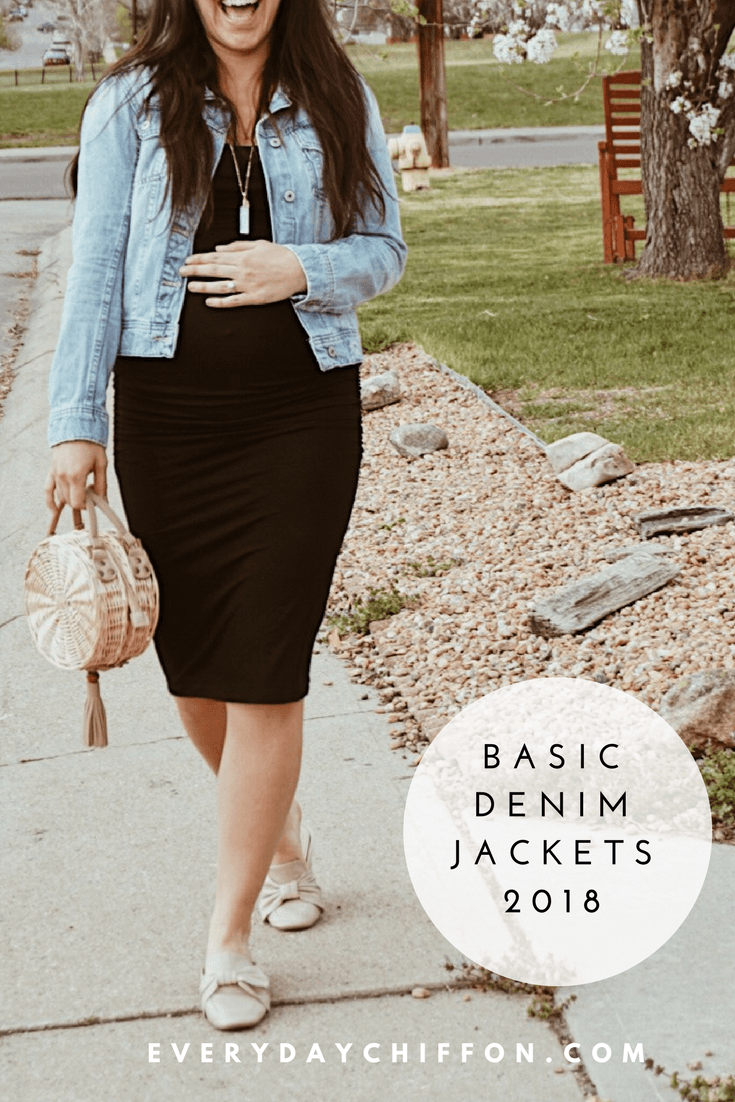 Basic Denim Jackets 2018 | Why Every Girl Needs One