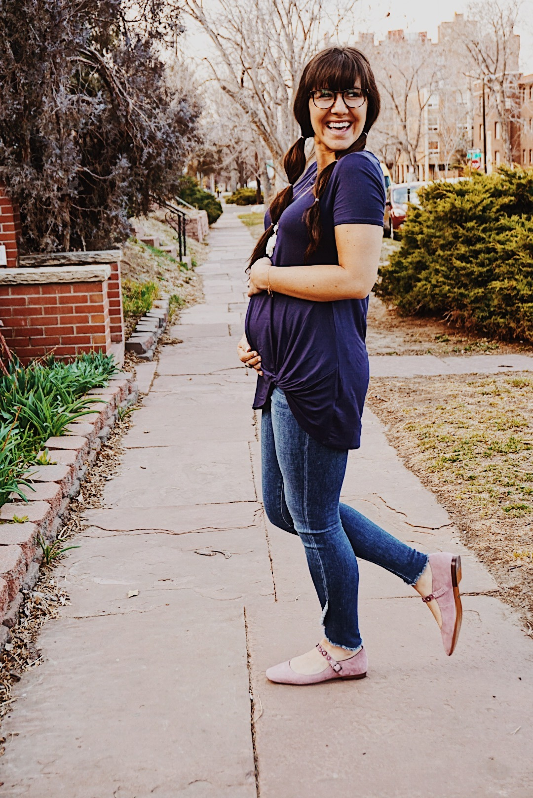 The Best Denim for All Budgets + My Take on Maternity Jeans