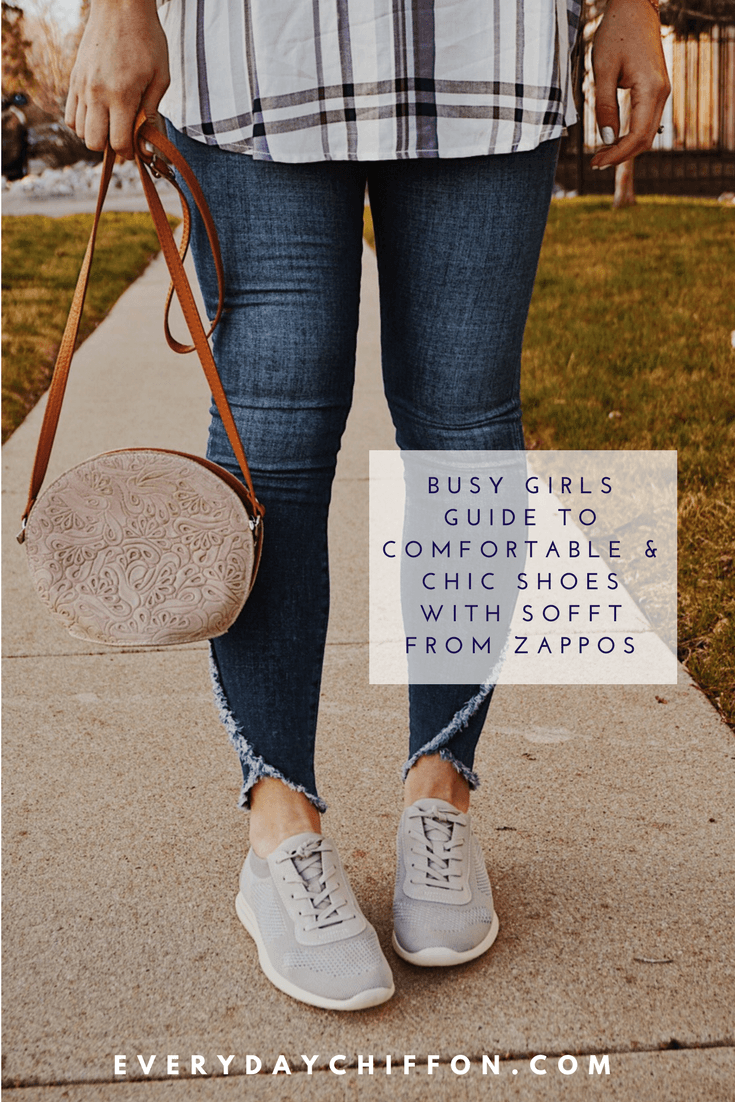 Busy Girls Guide to Chic and Comfortable Shoes with Sofft from Zappos