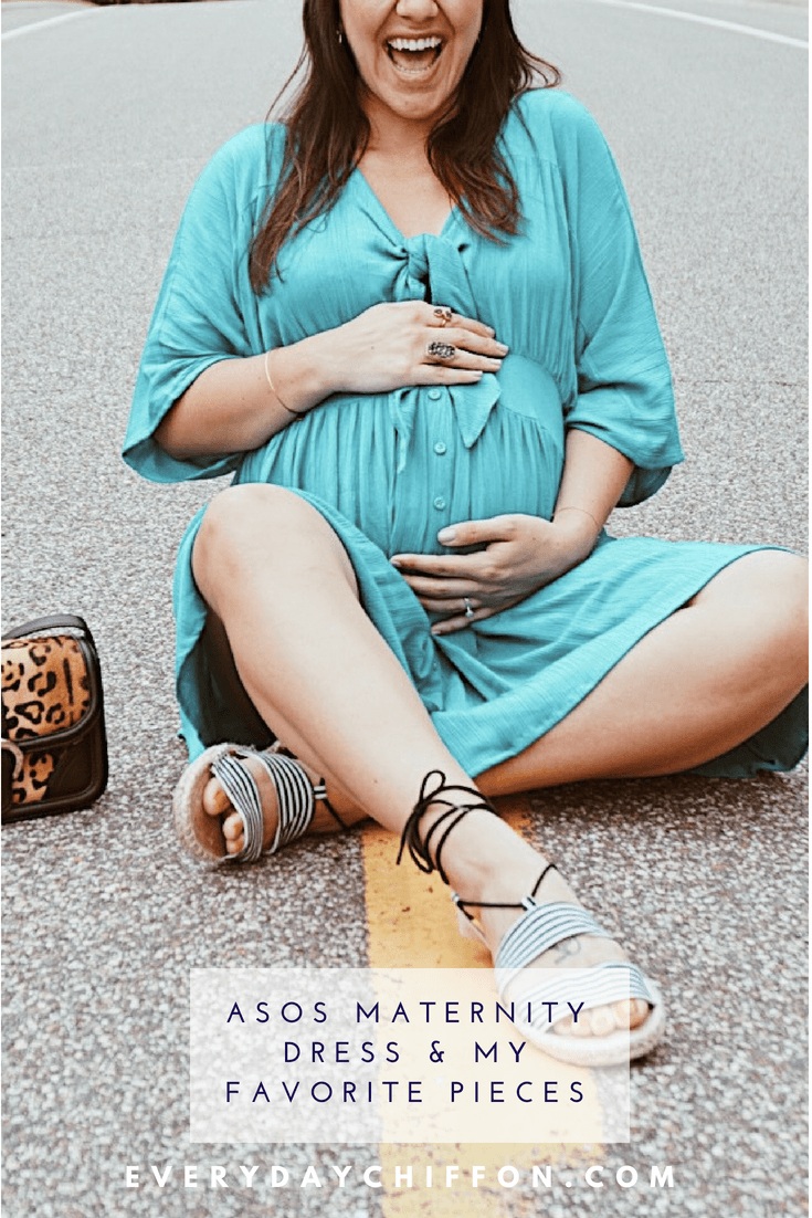 ASOS Maternity Dress & My Summer Favorites | ASOS Sale