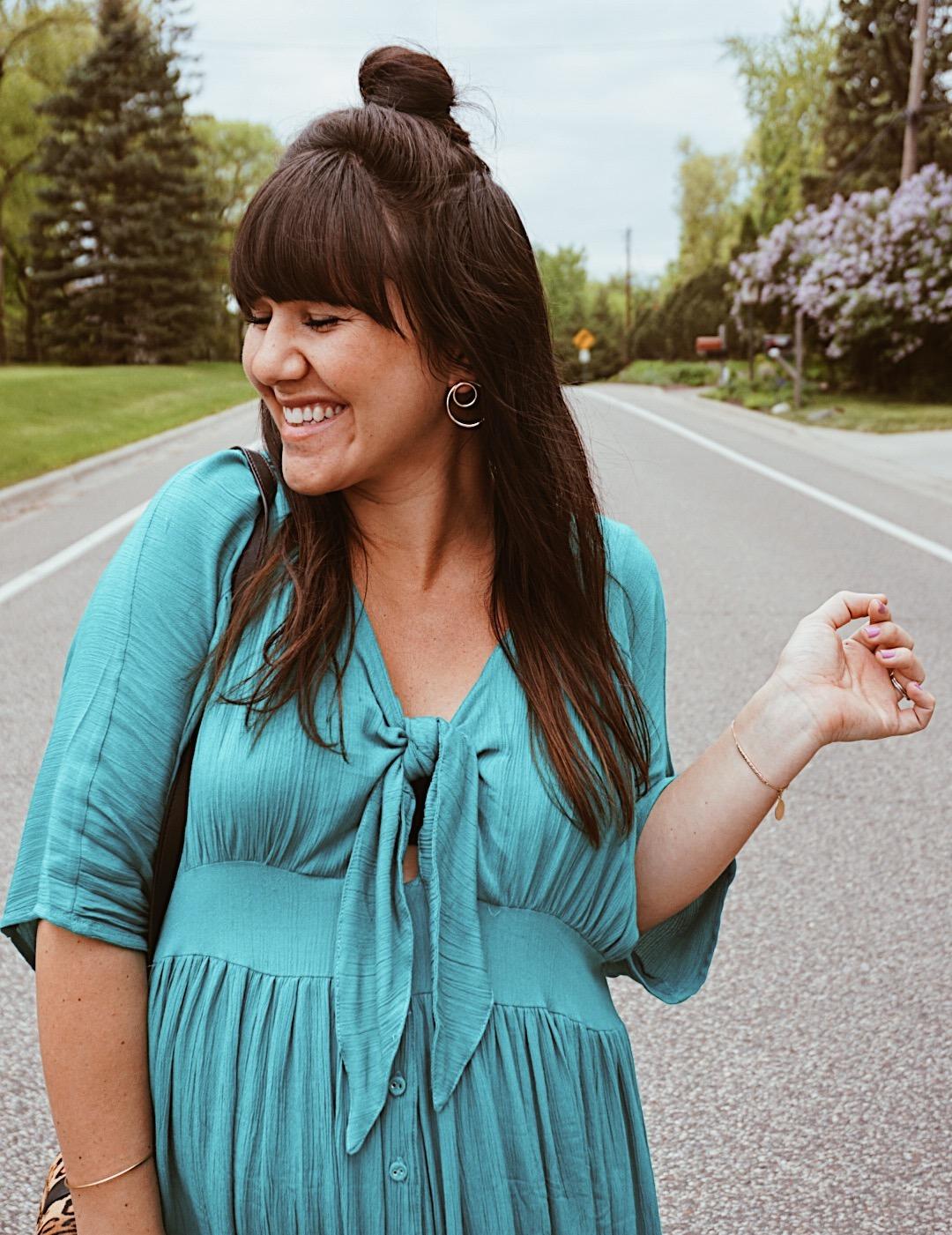 ASOS Maternity Dress & My Summer Favorites | ASOS Sale