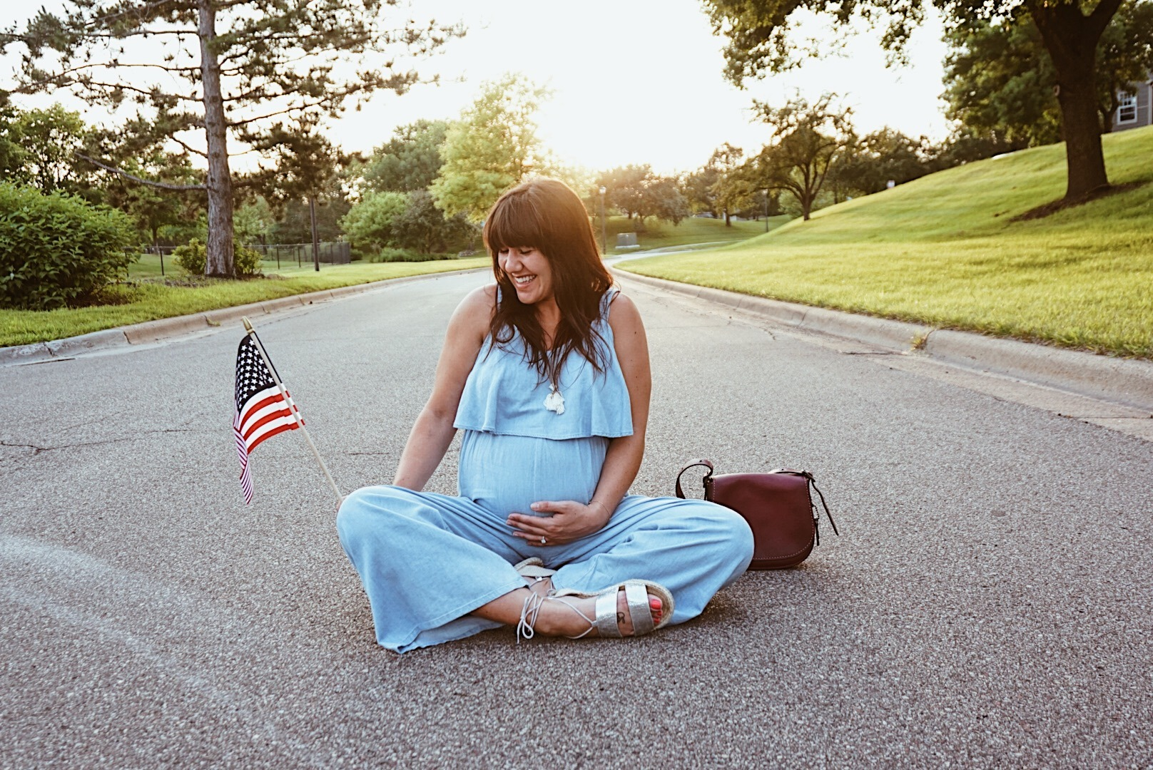 Fourth of July Style | Maternity & Non-Maternity Inspiration
