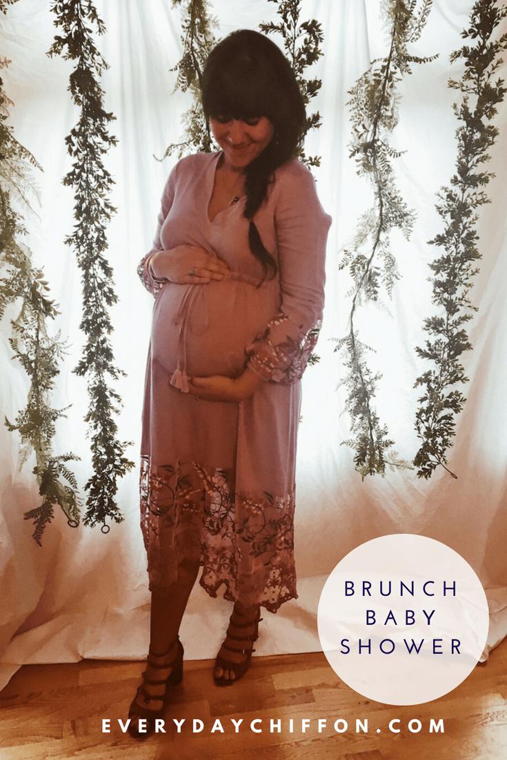 Brunch Baby Shower | Everyday Mama