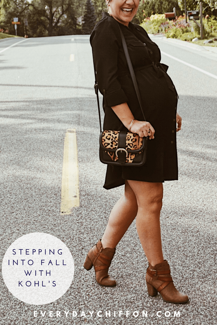 Stepping Into Fall with Kohl's | Affordable Fall Shoe Styles