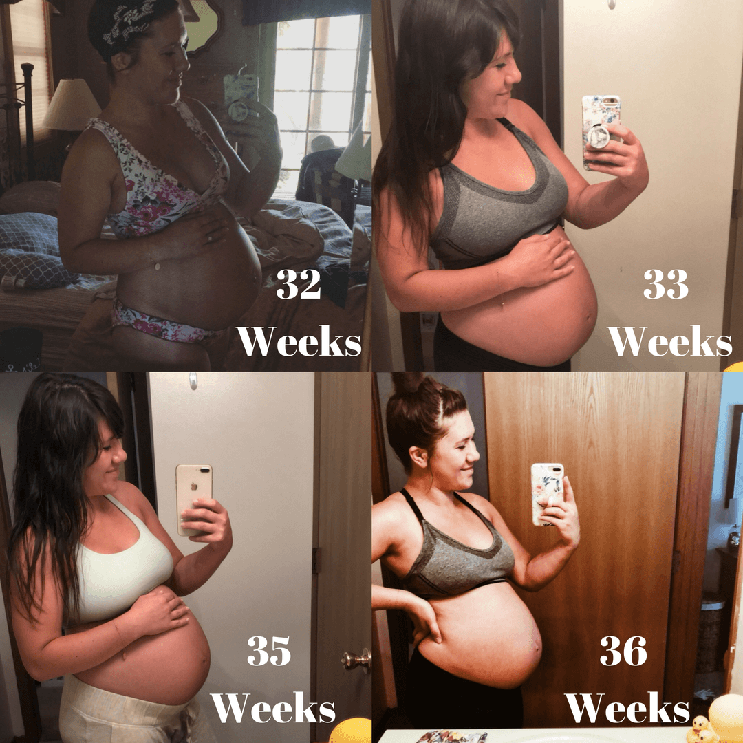 Baby O 36 Week Bumpdate | Pregnancy Update