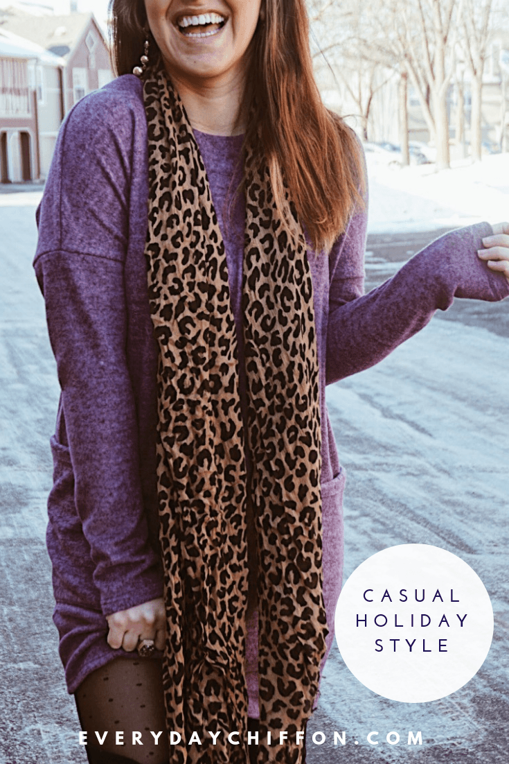 Casual Holiday Style | Holiday Dresses, Shoes & Accessories - Everyday Chiffon